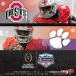 Playoff Preview:  Ohio State (11-1, BIG 8-1) vs Clemson (12-1, ACC 7-1) Part 2