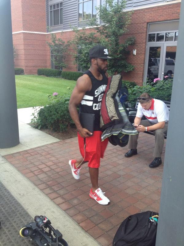 Looks like Doran Grant has a collection of Tablets. God Bless Bowl Game Perks.