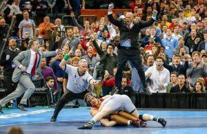 Kyle Snyder, NCAA 2016
