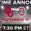 Preview:  Ohio State Buckeyes vs. Oklahoma Sooners