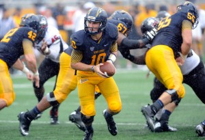 NCAA Football: Northern Illinois at Kent State