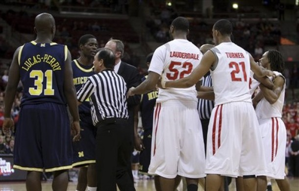Michigan Ohio St Basketball