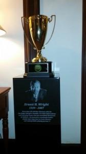 ernie lacosta trophy