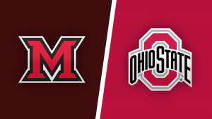 The Ohio State Buckeyes (4-0) Defeated The Miami (OH) Redhawks (1-3)