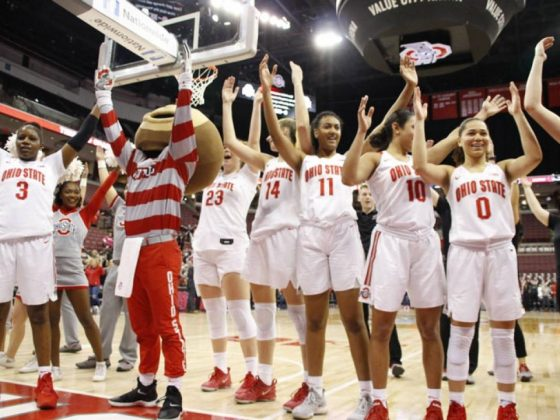 WBB: Buckeyes Head West, Take On #1 Stanford then High Flying Sacramento State