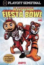 Playstation Fiesta Bowl Recap: Ohio State (11-1, 8-1 BIG) vs Clemson (12-1, 7-1 ACC)
