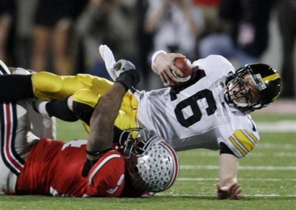 Iowa Ohio St Football
